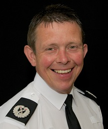Assistant Chief Constable Jeremy Vaughan