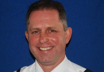 Chief Superintendent Stuart Parfitt