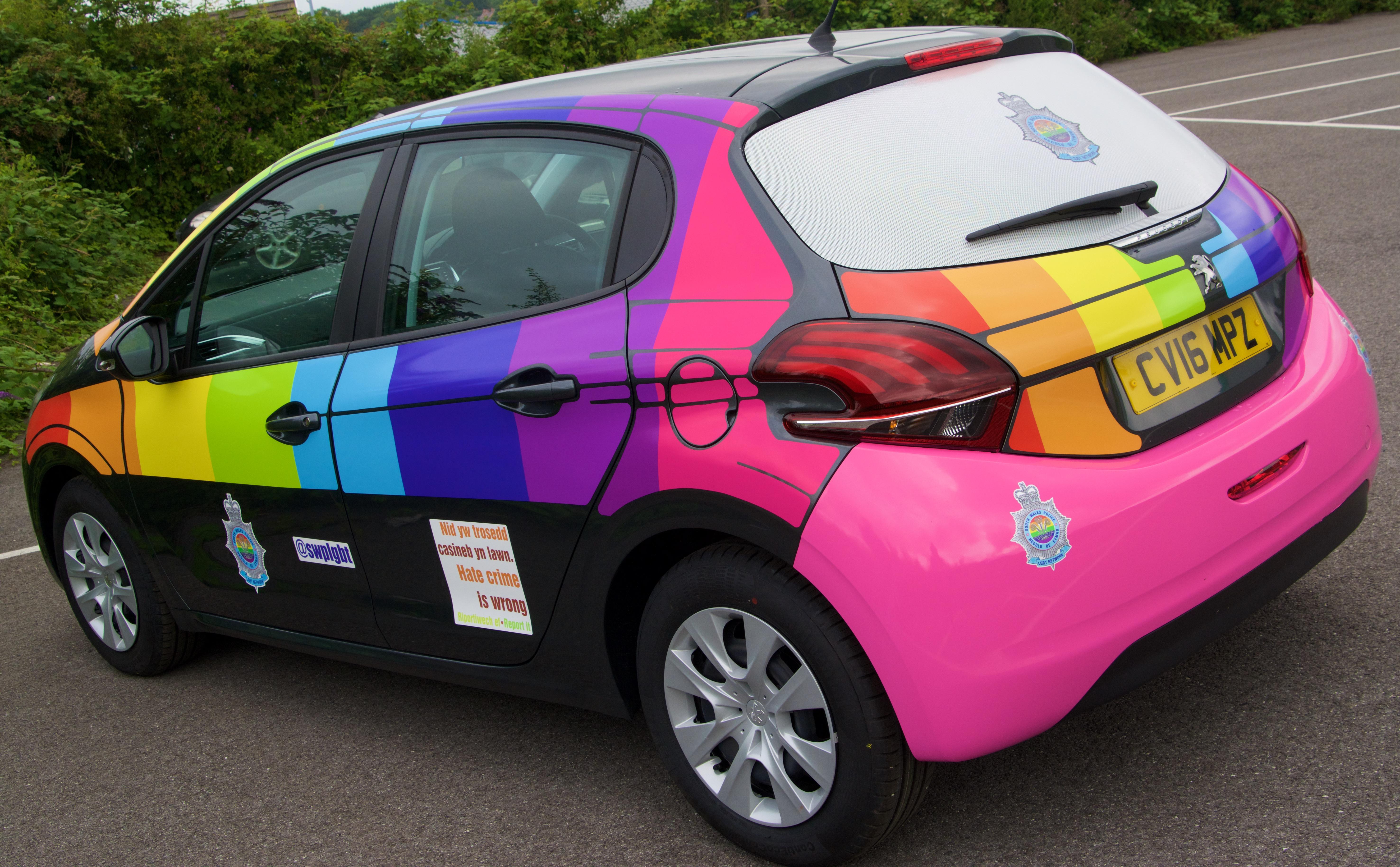 GSN Pride Car 1