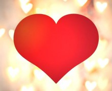 Heart image - Valentines Day animation