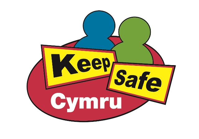 The Keep Safe Cymru logo
