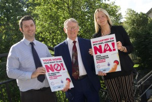 Timothy Pocknell Lead Officer for Doorstep Crime - Trading Standards, Police and Crime Commissioner for South Wales Alun Michael and Deputy Older People's Commissioner for Wales Kelly Davies