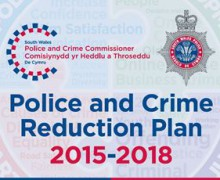 Police and Crime Reduction plan 2015-18 image