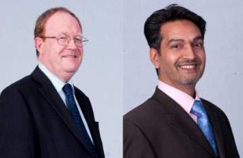 Queens Honours for Gareth Madge and Umar Hussain