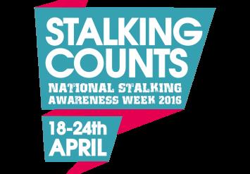 National Stalking Awareness Week 2016 logo