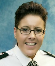Chief Superintendent Belinda Davies