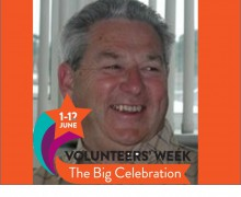 graham merged volunteers week