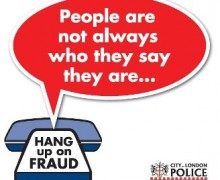 Neighbourhood Watch Campaign Image for Reducing Phone Scams