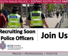 police officer recruiting soon