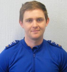 PCSO Craig Spanswick