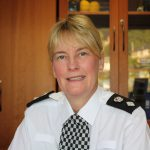 Chief Superintendent Sally Burke