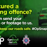 Captured a driving offence? You can send your photos or footage to use.