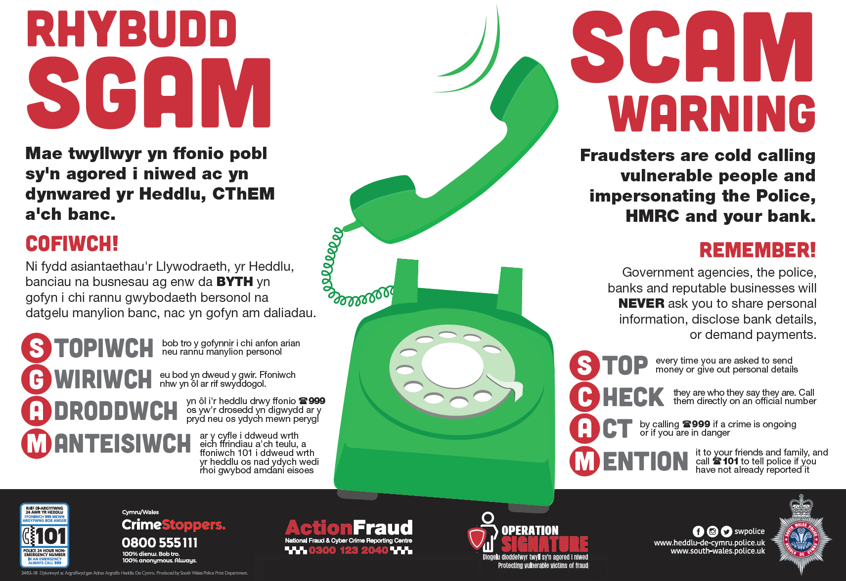 Fraud And Scams South Wales Police