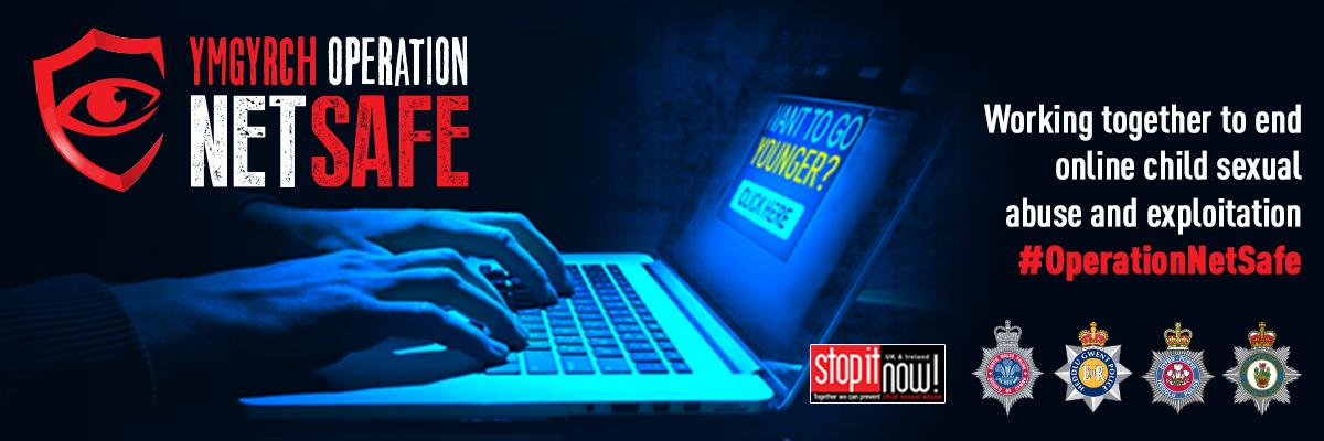 Op Net Safe banner graphic