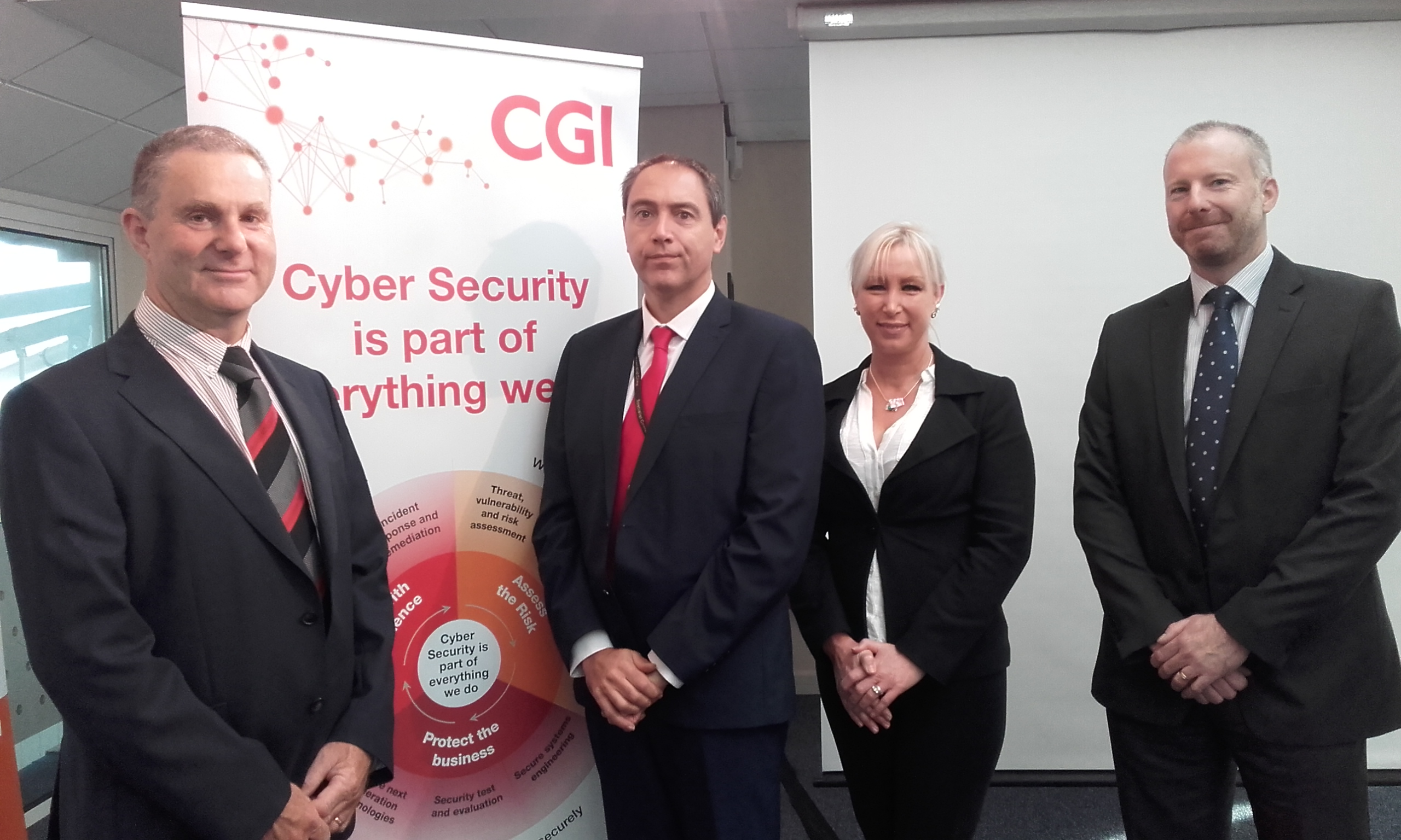 Internet related crime business event